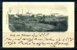 K05654)Ansichtskarte: Dillingen - Dillingen