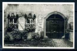 K05659)Ansichtskarte: Dinkelsbühl, Patrizierhaus - Dinkelsbühl