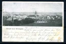 K05683)Ansichtskarte: Ellingen - Deutschland