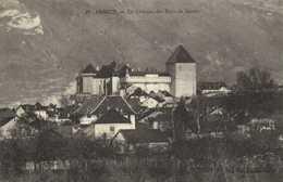 ANNECY  Le Chateau Des Ducs De Savoie RV - Annecy