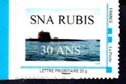 SNA RUBIS Timbre Personnalisé Neuf** - Marcophilie (Lettres)