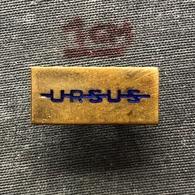 Badge Pin ZN007705 - Tractor (Traktor) Ursus - Badges