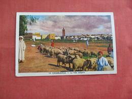 Morocco > Casablanca La Ville Indigene     Ref 3117 - Casablanca