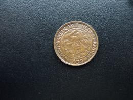 PAYS BAS : 1 CENT  1930   KM 152    SUP - [ 3] 1815-… : Royaume Des Pays-Bas