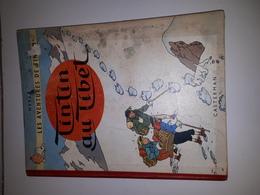 TINTIN AU TIBET EO-1960-PLAT B29 - ETAT MOYEN - Tintin