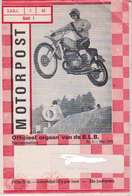 Lot 5 Motorpost    Moto-cross - Sports