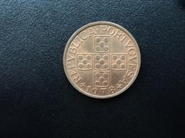 PORTUGAL : 50 CENTAVOS   1978    KM 596    SUP - Portugal