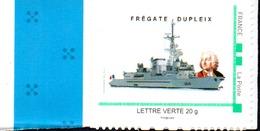 FASM DUPLEIX Timbre Personnalisé Neuf** - Marcophilie (Lettres)