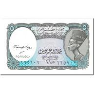 Billet, Égypte, 5 Piastres, 2004-2006, Undated (2004-2006), KM:188, NEUF - Egypte