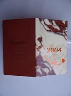 CALENDRIER De POCHE 2004 Pâtissier Chocolatier GAUTHIER à AVALLON 89 - Calendriers
