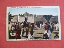 Morocco > Casablanca   Marabout De Sidi Belioud     Ref 3117 - Casablanca