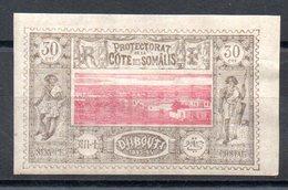 SOMALIS - YT N° 13 - Neuf * - MH - Cote: 25,00 € - French Somali Coast (1894-1967)
