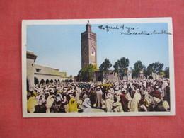 Morocco > Casablanca  La Grande Mosque    Ref 3117 - Casablanca
