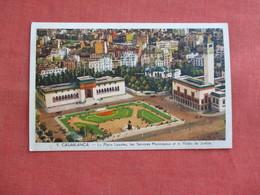 Morocco > Casablanca   La Place Lyautey   Ref 3117 - Casablanca