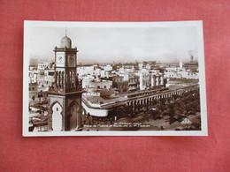 Morocco > Casablanca  RPPC Place De France  Blvd. Ref 3117 - Casablanca