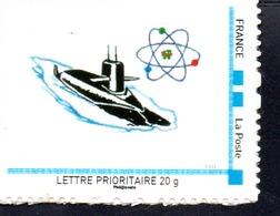SNLE LE REDOUTABLE Timbre Personnalisé Neuf** - Marcophilie (Lettres)