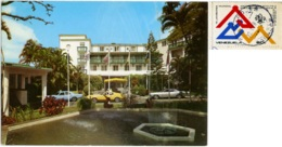 VENEZUELA  CARACAS  Hotel Avila  Auto  Car  Nice Stamp - Venezuela