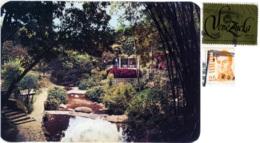 VENEZUELA  CARACAS  Parque Los Chorros  Nice Stamps - Venezuela