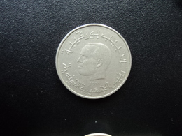 TUNISIE : 1/2 DINAR  1976  KM 303      SUP - Tunisie