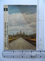 RARE - Arts Et Collections 1967 N° 2 - Khmers Cambodge - Angkor - Gödermann - René Magritte - Pelé Foot - Points ARTIS - Kunst