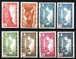 Sénégal  N° 179 à 186 Neuf  XX MNH Cote 13,80 Euros - Sénégal (1887-1944)