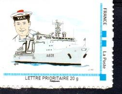 BCR VAR Timbre Personnalisé Neuf** - Marcophilie (Lettres)