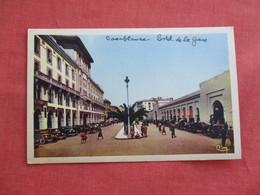 Morocco > Casablanca      Blvd De La Gare  Ref 3118 - Casablanca