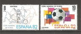 Spagna - Serie Completa Nuova: Campionato Mondiale Di Calcio - 1980 * G - 1982 – Espagne