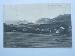 GLOGGNITZ   , Schöne Karte - Autriche