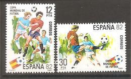 Spagna - Serie Completa Nuova: Campionato Mondiale - 1981 * G - 1982 – Espagne