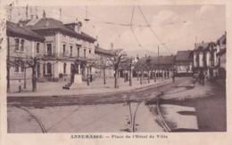 ANNEMASSE            PLACE DE L HOTEL DE VILLE - Annemasse