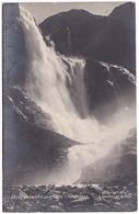 Skjeggedalsfossen, Odda I Hardanger  - (Norge/Norway) - 1912 - Noorwegen