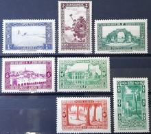ALGERIE - SERIE - N°101-102-103-104-105-106-107 - Neufs SANS Charnière ** / MNH - Algeria (1924-1962)