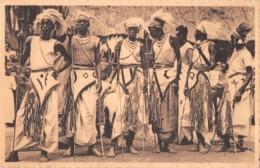 Ruanda Urundi / 08 - Chanoinesses - Ruanda-Urundi