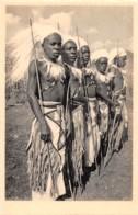Ruanda Urundi / 20 - Un Groupe D' Intores - Ruanda-Urundi