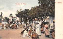Sao Tome Et Principe / 02 - Trechos Da Feira - Sao Tome Et Principe