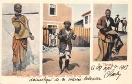 Sao Tome Et Principe / 06 - O Nauedji Serviçal Da Casa Salvador Levy - Sao Tome Et Principe