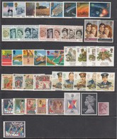 Great Britain 1986 - Year Set Complete(41 Stamps), MNH** - 1952-.... (Elizabeth II)