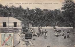 Sao Tome Et Principe / 20 - Chegada Do Cacao Para Os Taboleiros - Belle Oblitération - Sao Tome And Principe
