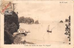 Sao Tome Et Principe / 22 - Canto Da Bahia Da Roça S. Miguel - Belle Oblitération - Sao Tome Et Principe