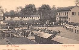 Sao Tome Et Principe / 25 - Trafego Do Cacau - Sao Tome Et Principe