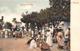 Sao Tome Et Principe / 26 - Trechos Da Feira - Sao Tome And Principe