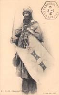 Sahara Occidental / 01 - Guerrier Touareg - Belle Oblitération - Sahara Occidental