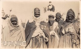 Sahara Occidental / 03 - The Sultan Of Ahaggar - Défaut - Western Sahara