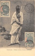Sahara Occidental / 04 - Chebboun Chef Des Touareg - Belle Oblitération - Sahara Occidental