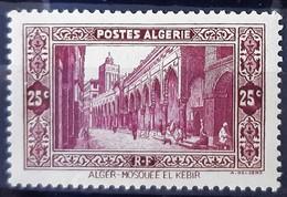 ALGERIE - N°108 - Neufs SANS Charnière ** / MNH - Algeria (1924-1962)