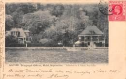 Seychelles / 02 - Telegraph Offices - Mahé - - Seychelles