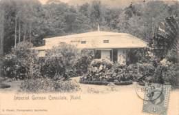 Seychelles / 03 - Imperial German Consulate - Mahé - Belle Oblitération - Seychelles