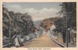 Seychelles / 07 - Royal Street - Mahé - Seychelles