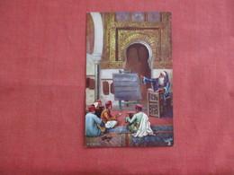 Tuck Series-- Life In Morocco  Moorish School    Ref 3118 - Morocco